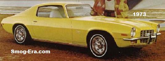 chevy camaro 1973