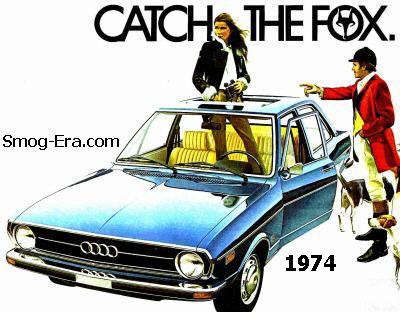audi fox 1974