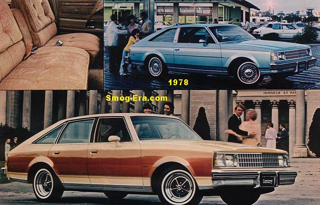 buick century 1978