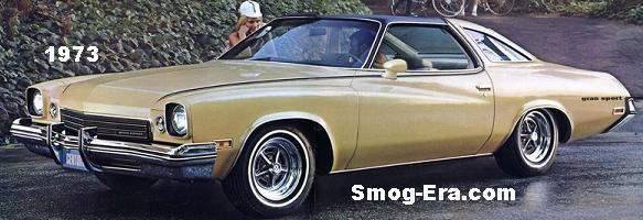 buick gran sport 1973