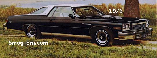 buick lesabre 1976