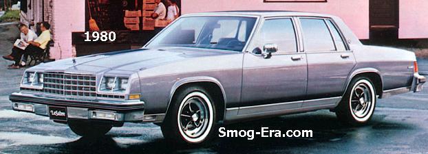 buick lesabre 1980