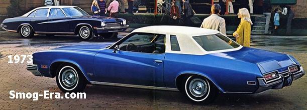buick luxus 1973