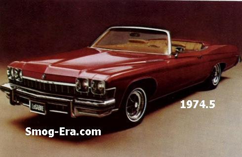 buick luxus 1974.5