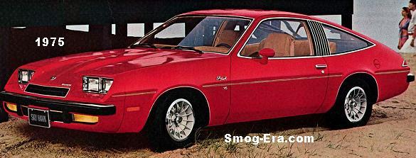 buick skyhawk 1975