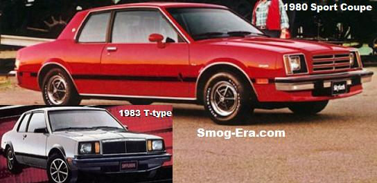 buick skylark 1980