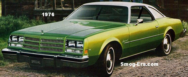 buick special 1976