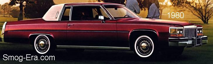 cadillac coupe deville 1980