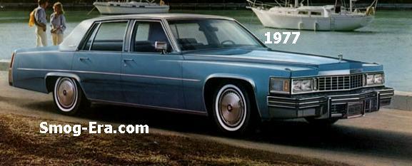 cadillac sedan deville 1977