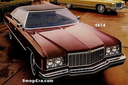chevy caprice 1974