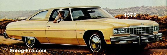 chevy caprice 1976