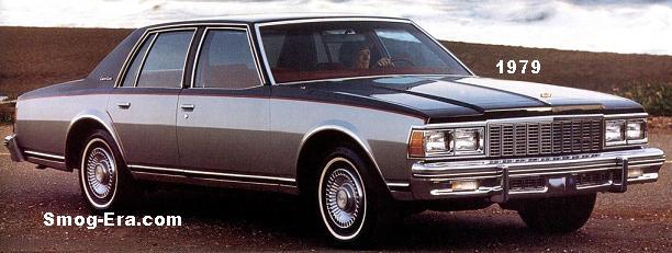 chevy caprice 1979