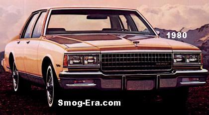chevy caprice 1980