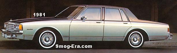 chevy caprice 1981
