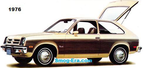 chevy chevette 1976