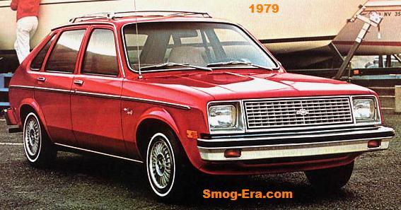 chevy chevette 1979