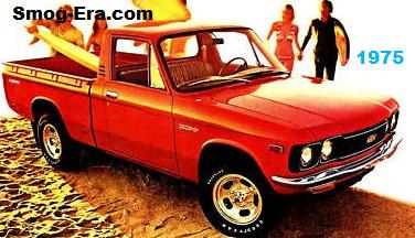 chevy luv 1975