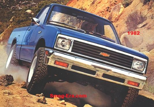 chevy luv 1982