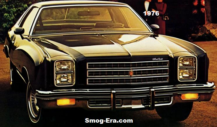 chevy monte carlo 1976