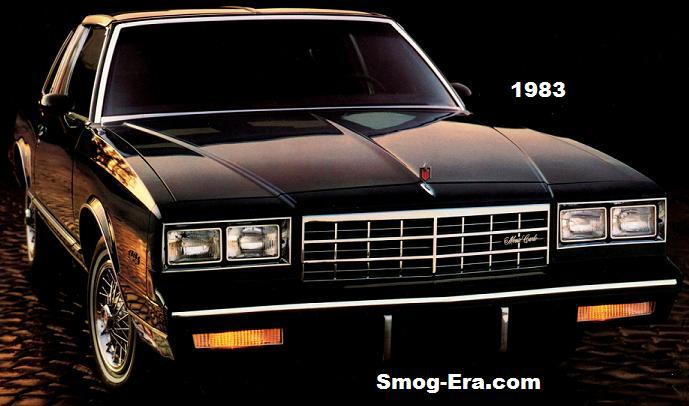 chevy monte carlo 1983