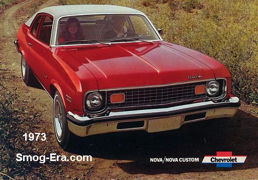 chevy nova 1973