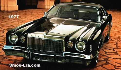 chrysler cordoba 1977