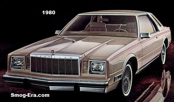 chrysler cordoba 1980