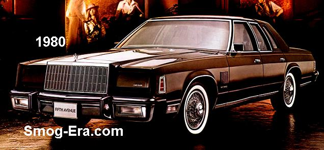 chrysler fifth avenue 1980