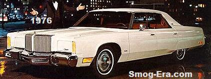 chrysler new yorker 1976