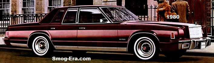 chrysler new yorker 1980