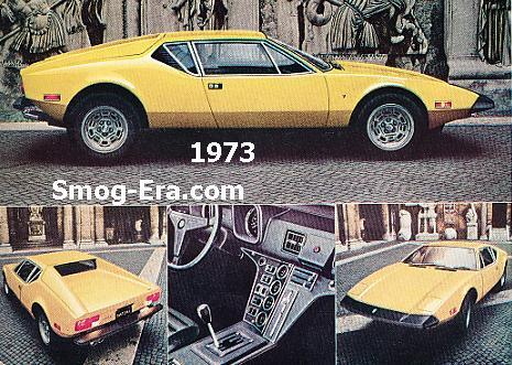 detomaso pantera 1973