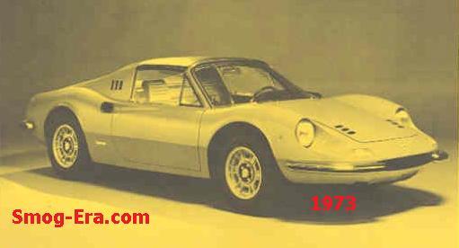 dino 246gt 1973