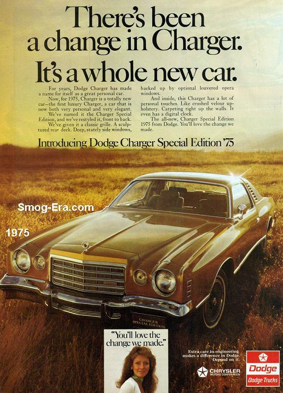 dodge charger se 1975