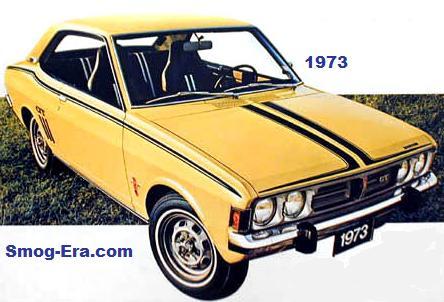 dodge colt 1973