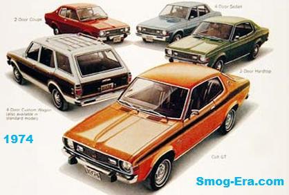dodge colt 1974