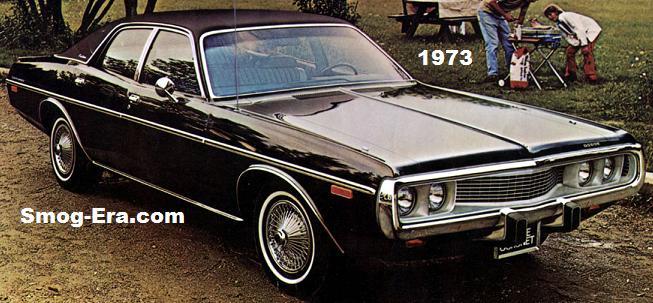 dodge coronet 1973