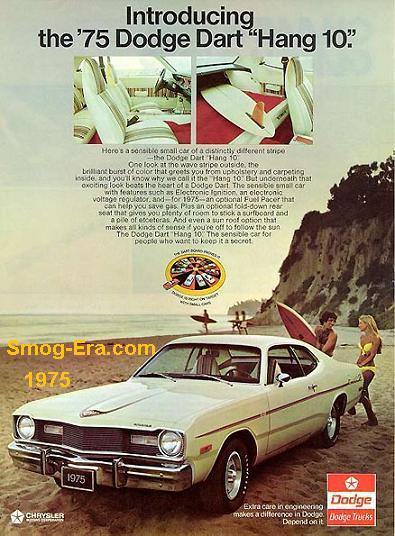 dodge dart sport 1975