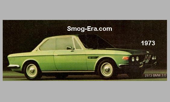 bmw 3.0 1973