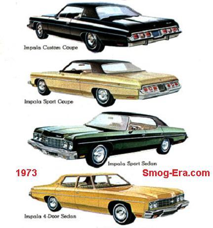 chevy impala 1973