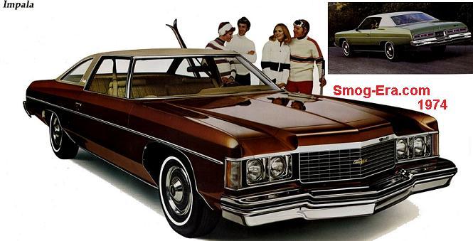 chevy impala 1974