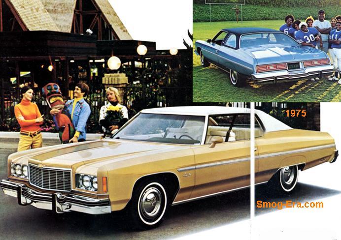 chevy impala 1975