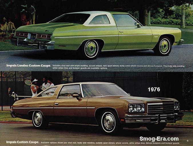 chevy impala 1976