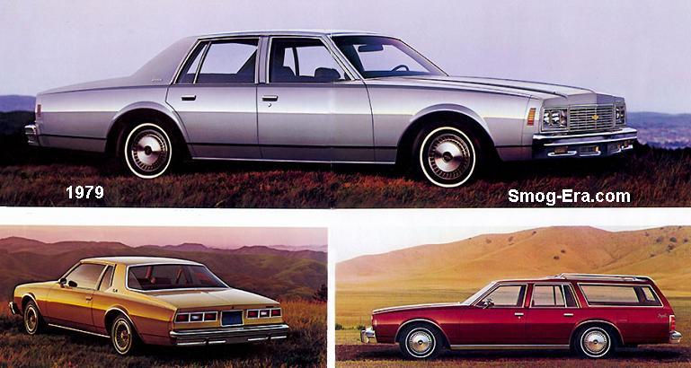 chevy impala 1979