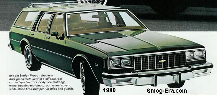 chevy impala 1980