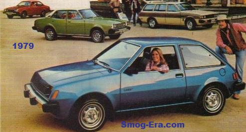 dodge colt hatchback 1979