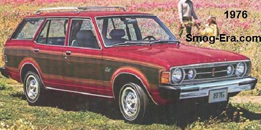 dodge colt wagon 1976