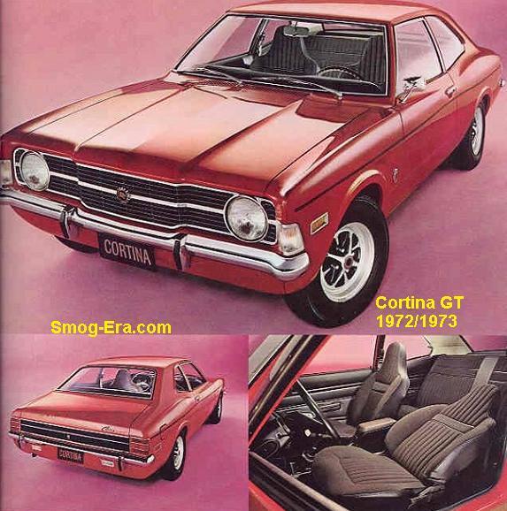 ford cortina 1973-1
