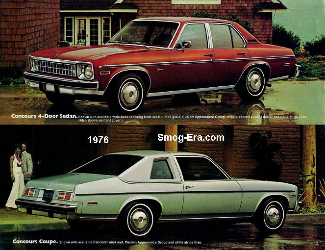 chevy concours 1976