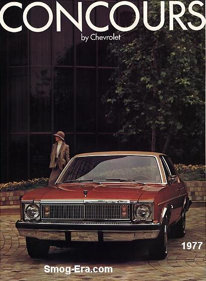 chevy concours 1977