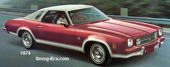 chevy laguna 1974